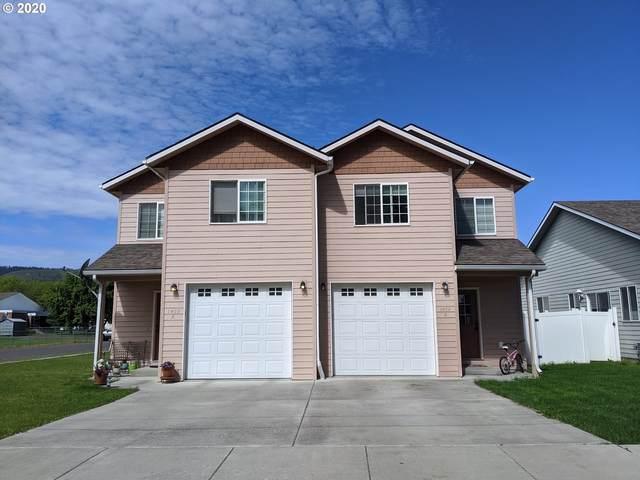 1402 Hall St, La Grande, OR 97850 (MLS #20164181) :: Fox Real Estate Group