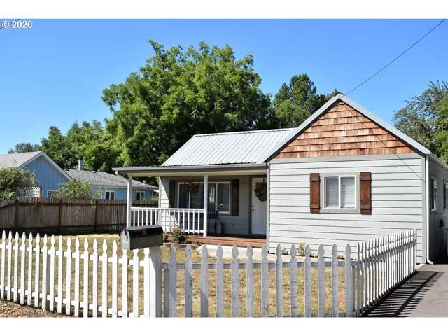 1341 Clark Mill Rd, Sweet Home, OR 97386 (MLS #20164334) :: Beach Loop Realty