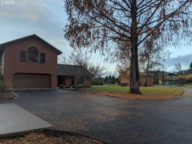 7375 SW Deerhaven Dr, Corvallis, OR 97333 (MLS #20164442) :: Holdhusen Real Estate Group