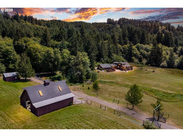 45605 Hwy 22, Hebo, OR 97122 (MLS #20164719) :: Stellar Realty Northwest
