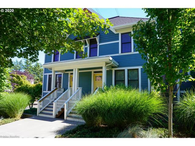 3308 SW 1ST Ave, Portland, OR 97239 (MLS #20164890) :: Song Real Estate