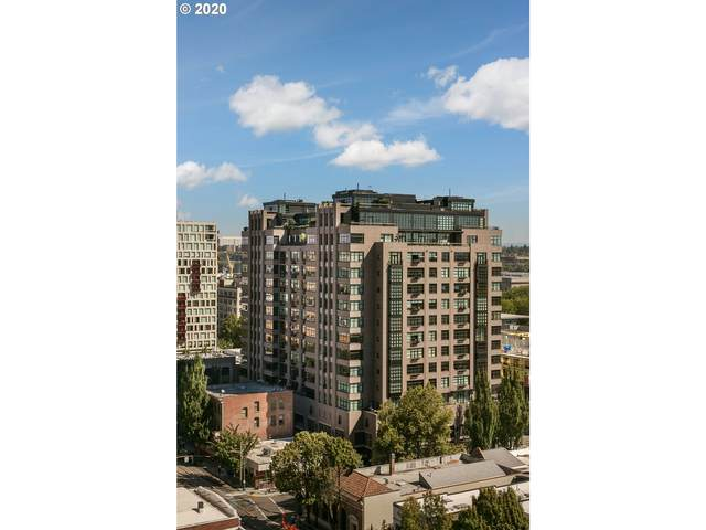 333 NW 9TH Ave #1212, Portland, OR 97209 (MLS #20164997) :: Coho Realty