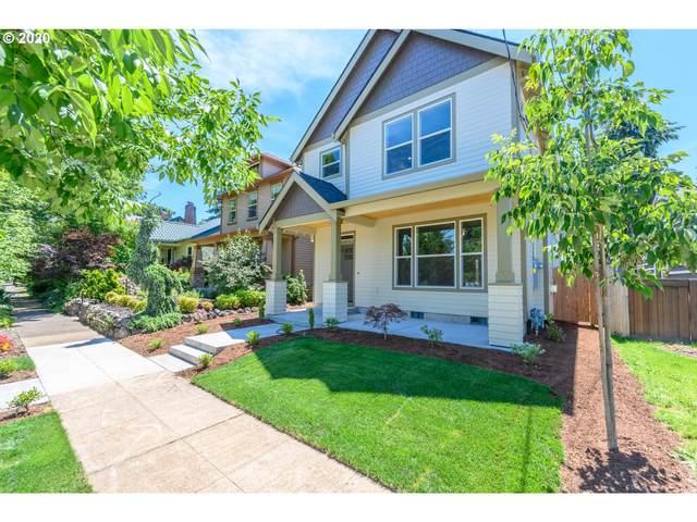 5580 N Depauw St, Portland, OR 97203 (MLS #20165799) :: Song Real Estate