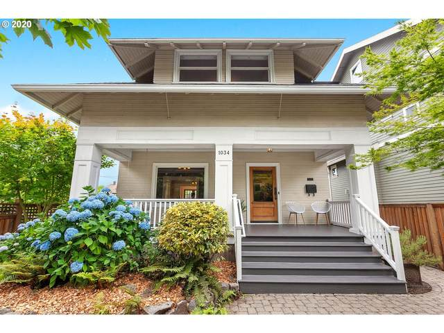 1034 NE Prescott St, Portland, OR 97211 (MLS #20165954) :: Townsend Jarvis Group Real Estate