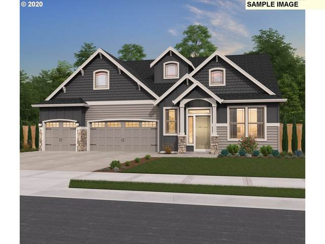 W Magnolia Loop, Washougal, WA 98671 (MLS #20166424) :: Gustavo Group