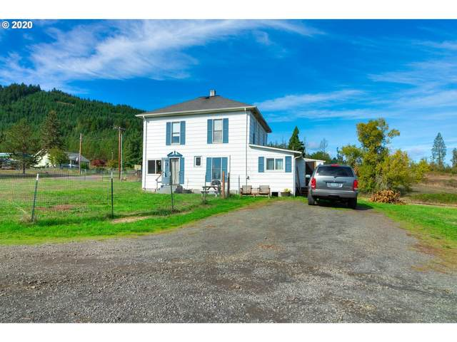 654 Williams Rd, Yoncalla, OR 97499 (MLS #20166862) :: Premiere Property Group LLC