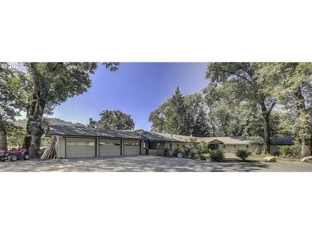 4001 Deer Creek Rd, Selma, OR 97538 (MLS #20166986) :: Premiere Property Group LLC