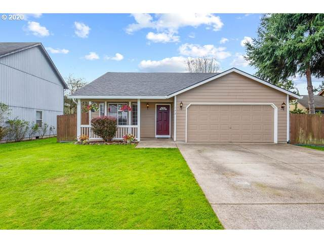 142 Westminster Dr, Kelso, WA 98626 (MLS #20167009) :: Change Realty