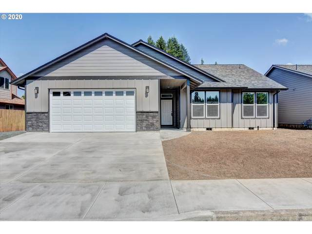 1232 SW 3RD Ave, Mill City, OR 97360 (MLS #20167342) :: Fox Real Estate Group