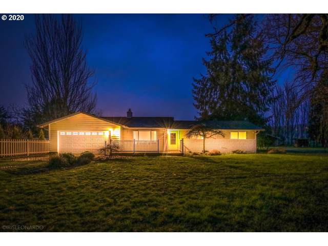 161 Catherine Dr, Woodland, WA 98674 (MLS #20167507) :: Premiere Property Group LLC