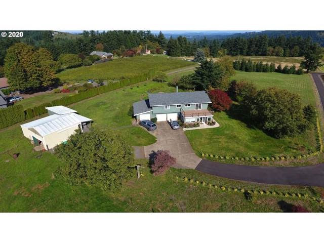 14615 NE Quarry Rd, Newberg, OR 97132 (MLS #20167946) :: Next Home Realty Connection