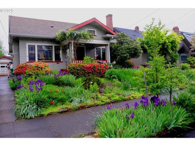 3434 NE 22ND Ave, Portland, OR 97212 (MLS #20168031) :: Premiere Property Group LLC