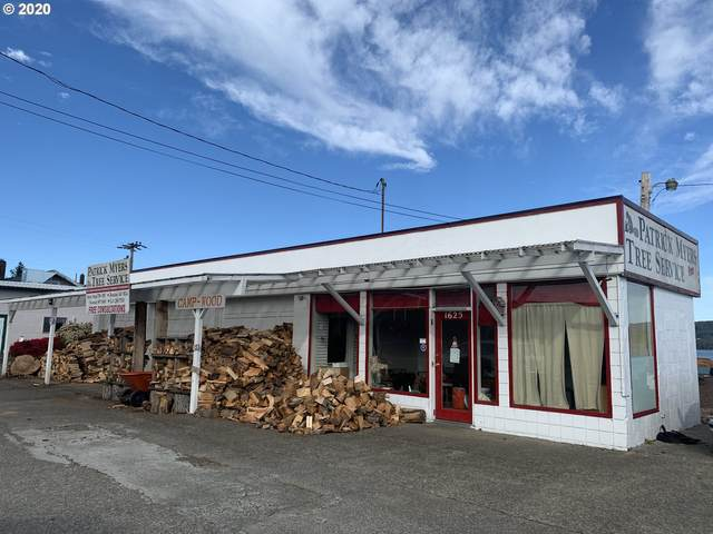 1625 Sherman, North Bend, OR 97459 (MLS #20168109) :: Coho Realty