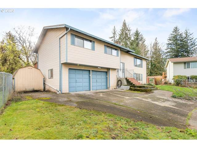 4603 NE 112TH Cir, Vancouver, WA 98686 (MLS #20168857) :: Gustavo Group