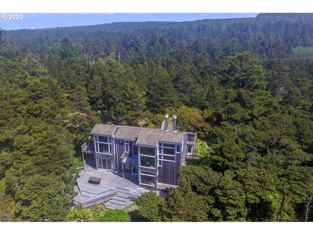 5822 NW Pacific Coast Hwy, Seal Rock, OR 97376 (MLS #20169032) :: Change Realty