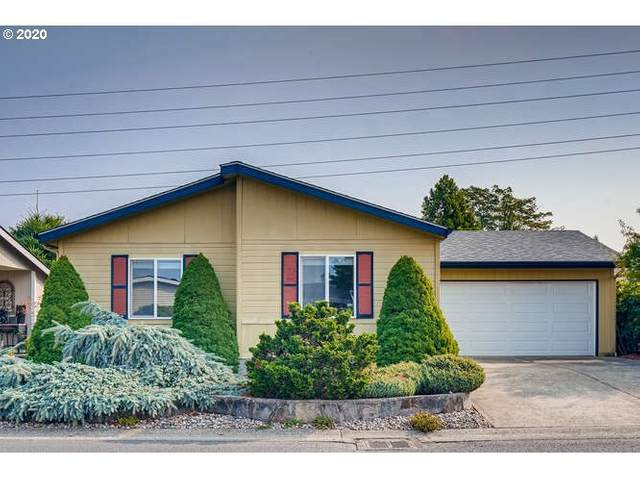 16500 SE 1ST St #22, Vancouver, WA 98684 (MLS #20169680) :: Fox Real Estate Group