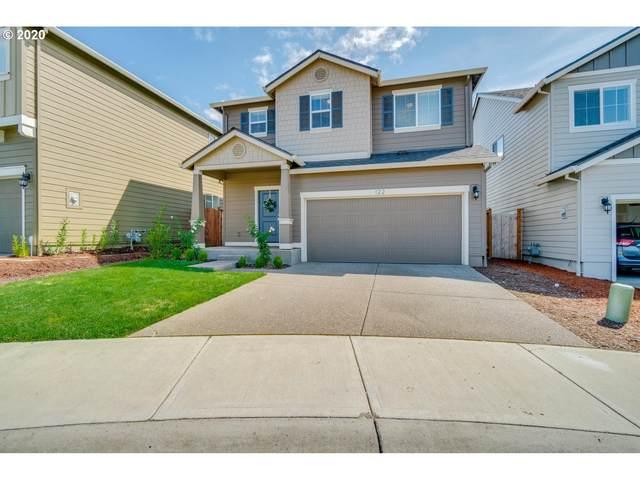 122 N 34TH Ct, Ridgefield, WA 98642 (MLS #20169709) :: Fox Real Estate Group