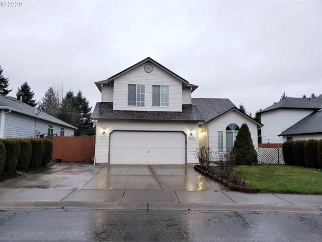 2516 NE 163RD Ct, Vancouver, WA 98684 (MLS #20169715) :: Next Home Realty Connection