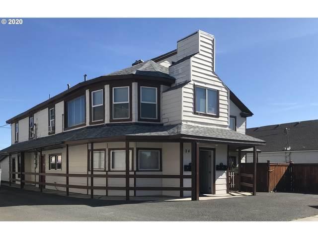 2450 Broadway St, Baker City, OR 97814 (MLS #20169850) :: Beach Loop Realty