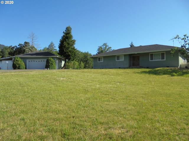 935 Murdock Dr, Oakland, OR 97462 (MLS #20170225) :: Townsend Jarvis Group Real Estate