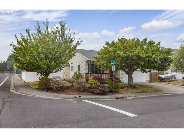 51665 SE 4TH St, Scappoose, OR 97056 (MLS #20170255) :: Coho Realty
