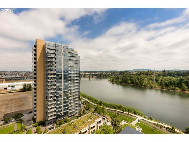 836 SW Curry St #1200, Portland, OR 97239 (MLS #20170308) :: The Liu Group