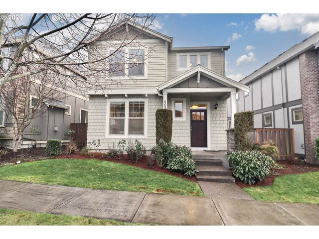 6650 NW Joss Ave, Portland, OR 97229 (MLS #20171081) :: Next Home Realty Connection