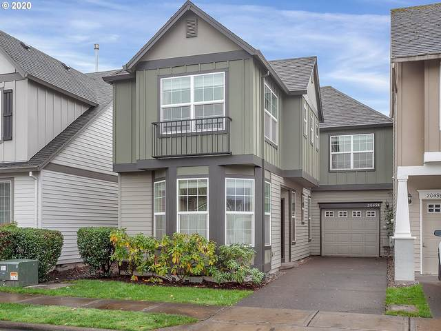 20494 SW Skiver St, Beaverton, OR 97078 (MLS #20171373) :: Premiere Property Group LLC