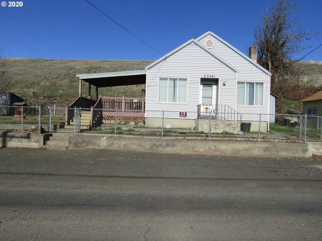 43561 Main St, Pendleton, OR 97801 (MLS #20171414) :: Premiere Property Group LLC