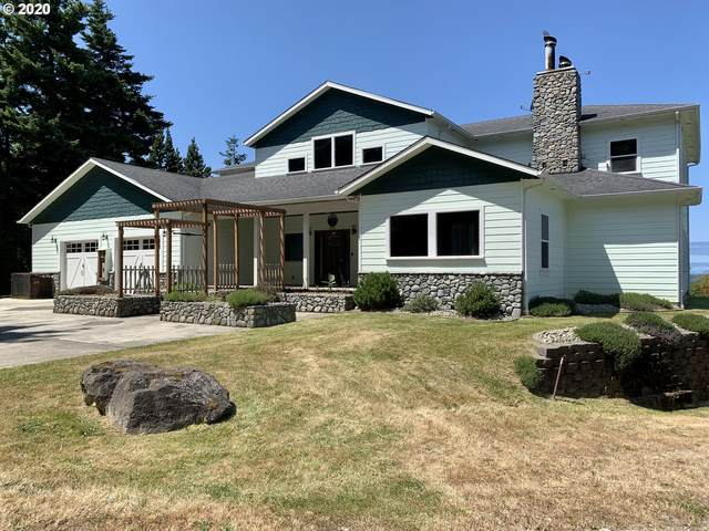 1911 Dee Tr, Port Orford, OR 97465 (MLS #20171446) :: McKillion Real Estate Group