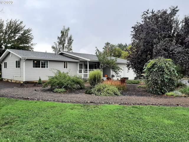 93225 Territorial Hwy, Junction City, OR 97448 (MLS #20171470) :: McKillion Real Estate Group