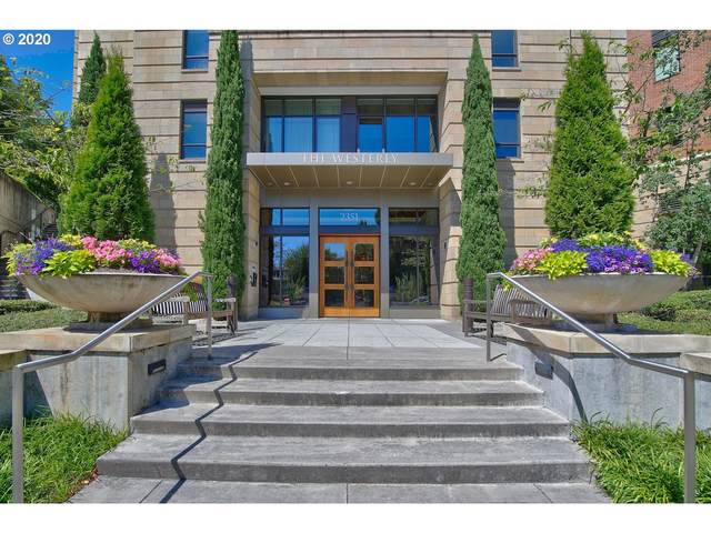 2351 NW Westover Rd #406, Portland, OR 97210 (MLS #20172054) :: Beach Loop Realty