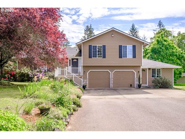 1071 Skyline Dr NW, Albany, OR 97321 (MLS #20172304) :: Change Realty
