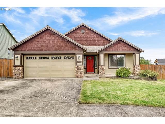 332 Trout St, Molalla, OR 97038 (MLS #20172445) :: Cano Real Estate