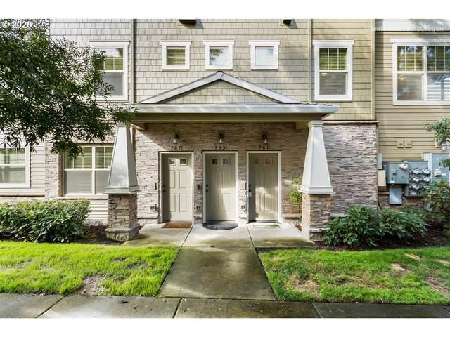 781 NE Adwick Dr #205, Hillsboro, OR 97006 (MLS #20172607) :: Real Tour Property Group