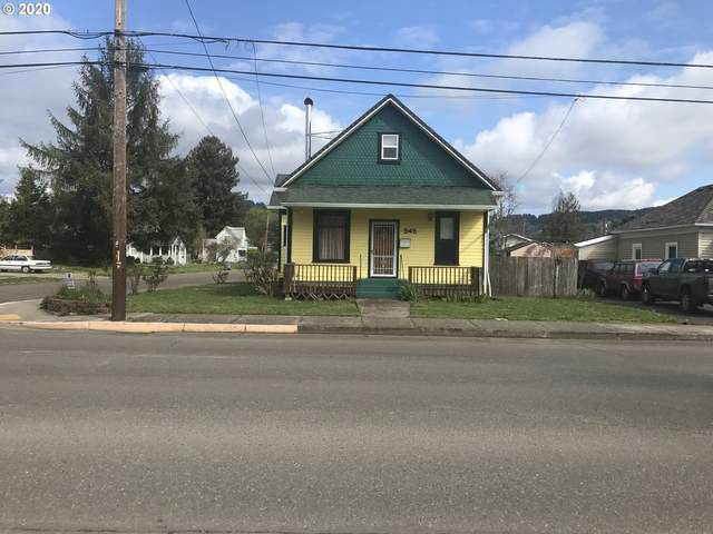 545 W Main St, Sheridan, OR 97378 (MLS #20172705) :: Next Home Realty Connection