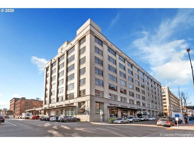 1314 NW Irving St #410, Portland, OR 97209 (MLS #20173094) :: Townsend Jarvis Group Real Estate