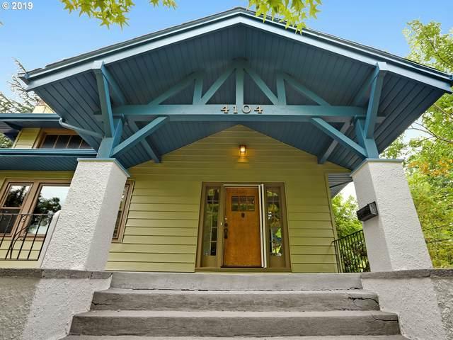 4104 SE Ash St, Portland, OR 97214 (MLS #20173166) :: Premiere Property Group LLC