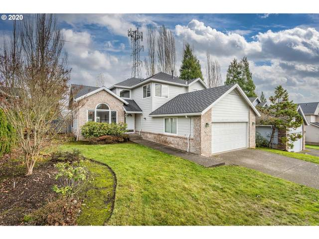 11310 SW Pintail Loop, Beaverton, OR 97007 (MLS #20174005) :: Change Realty