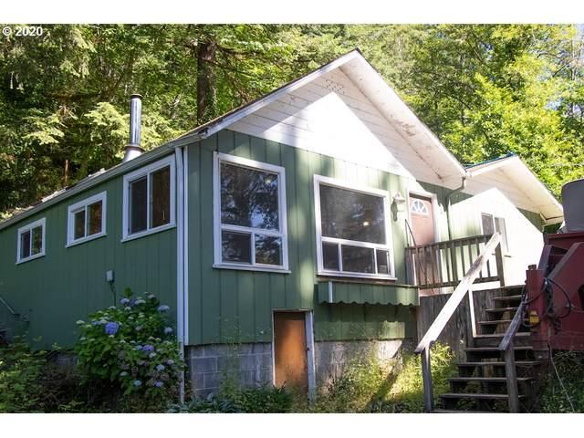 49539 Mckenzie Hwy, Vida, OR 97488 (MLS #20174334) :: Fox Real Estate Group
