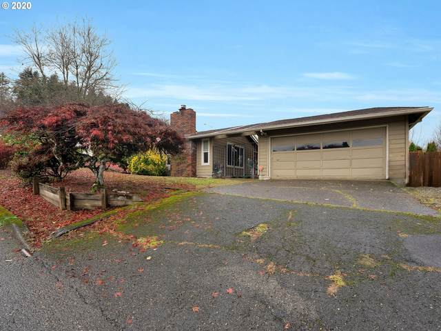 32875 NW Peak Rd, Scappoose, OR 97056 (MLS #20174529) :: Premiere Property Group LLC