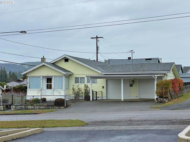 626 E 10TH St, Coquille, OR 97423 (MLS #20175005) :: Premiere Property Group LLC