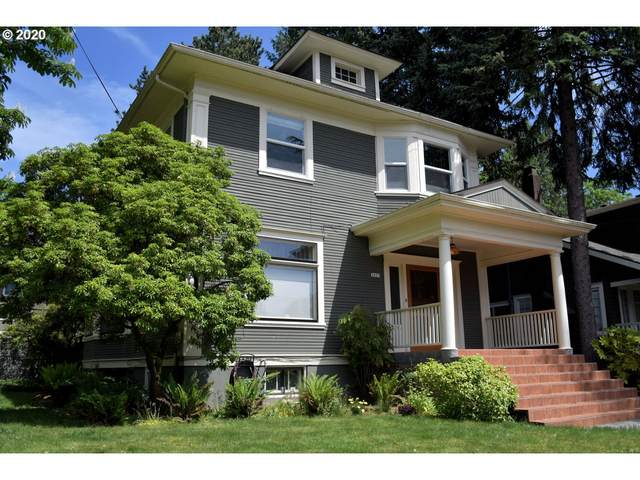 2607 NE Wasco St, Portland, OR 97232 (MLS #20175330) :: Townsend Jarvis Group Real Estate