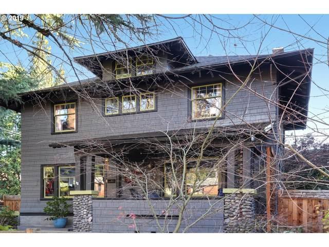 804 SE 29TH Ave, Portland, OR 97214 (MLS #20175493) :: Holdhusen Real Estate Group