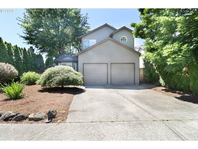 13203 SW 161ST Pl, Tigard, OR 97223 (MLS #20176026) :: Fox Real Estate Group