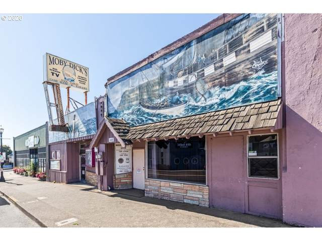 442 SW Coast Hwy, Newport, OR 97365 (MLS #20176080) :: Song Real Estate