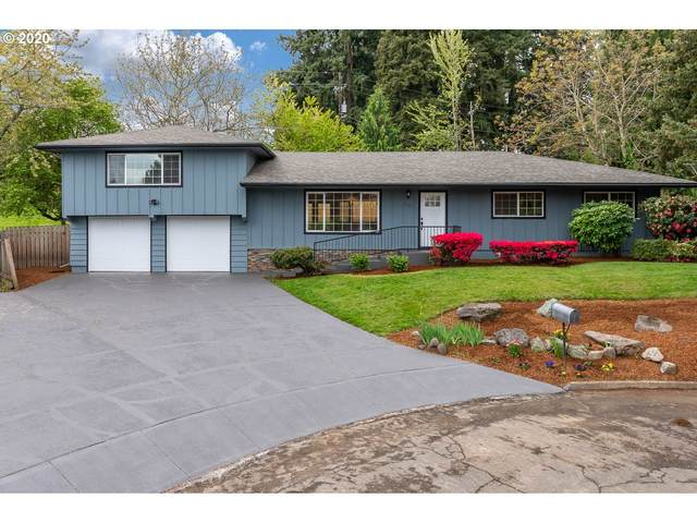 617 NW 94TH St, Vancouver, WA 98665 (MLS #20176922) :: Piece of PDX Team