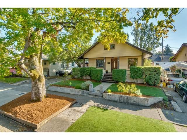 501 W 24TH St, Vancouver, WA 98660 (MLS #20177150) :: Brantley Christianson Real Estate