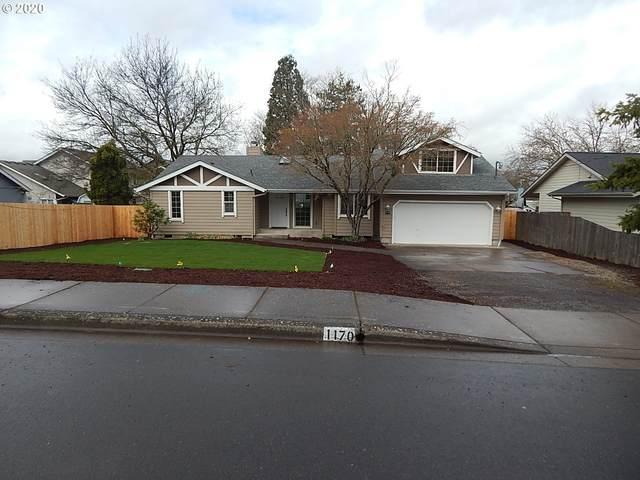 1170 Debrick Rd, Eugene, OR 97401 (MLS #20177577) :: Homehelper Consultants
