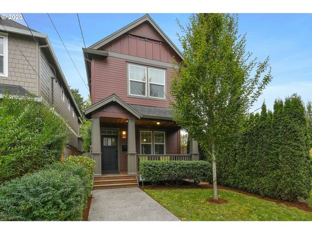 18 NE Cook St, Portland, OR 97212 (MLS #20177607) :: Townsend Jarvis Group Real Estate